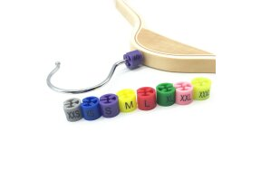 HANGER MARKERS SET/100pcs